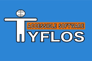 Logo Tyflos Accessible Software